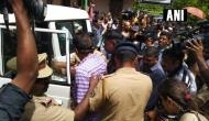 Sabarimala Temple protests: 30 arrested in Pamba so far