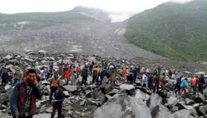 चीन में जबरदस्त भूस्खलन, 6000 लोगों को सुरक्षित स्थान पर किया गया विस्थापित