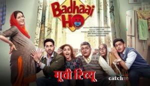 Badhaai ho review: कौशिक परिवार को 'बधाई हो' लेकिन क्या तानों के बोझ से निकल पाएंगे आयुष्मान
