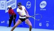 Mahak Jain shocks higher-ranked Russian Yana in Mumbai Open