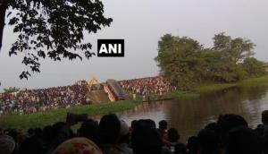 Assam Bus Accident: 7 dead, more than 20 injured after bus lost control and fell in a pond between Guwahati and Mukalmua