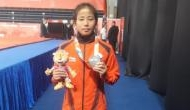 Youth Olympics silver medallist Thangjam Tababi Devi donates competition dress to IOC Museum