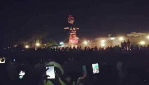 अमृतसर: रामलीला दिखाने के लिए रेलवे ट्रैक की तरफ लगाई थी LED, दिखा मौत का तांडव