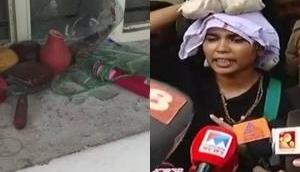 House of activist Rehana Fatima attacked