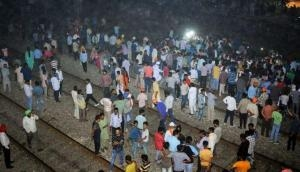 Amritsar Train Accident: Check out the latest visuals of the site where DMU train ran over the Dussehra celebrants