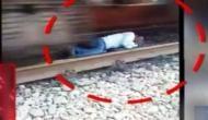 अमृतसर के बाद एक और ट्रेन हादसा, व्यक्ति के ऊपर से गुजर गयी पूरी ट्रेन लेकिन इस बार हुआ चमत्कार