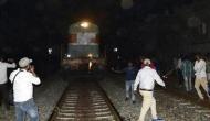 अमृतसर रेल हादसाः ड्राइवर ने किया चौंकाने वाला खुलासा, कहा ब्रेक लगाया लेकिन..फिर स्पीड बढ़ा दी