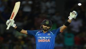 वेस्टइंडीज के खिलाफ पहले वन डे मैच में कोहली ने रचा इतिहास, तोड़ा डिविलियर्स का ये बड़ा रिकॉर्ड