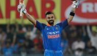 सचिन तेंदुलकर का रिकॉर्ड तोड़ने के बाद विराट कोहली ने कहा-देश के लिए खेलना...