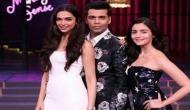 Koffee With Karan season 6 में शादी से पहले ही दीपिका ने किया खुलासा, बताया- रणवीर हैं बेस्ट किसर