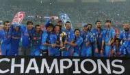 'विराट कोहली की वर्ल्ड कप टीम 2011 का वर्ल्ड कप जीतने वाली धोनी की टीम से बेहतर'