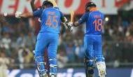 कोहली और रोहित के तूफ़ान में उड़ी विंडीज की टीम, भारत ने 8 विकेट से जीता मैच