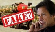नकली है पाकिस्तान का परमाणु बम- पाकिस्तान के MP ने ही खोली पोल