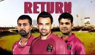 संन्यास के बाद मैदान पर लौटी ये तिगड़ी, जहीर खान, RP सिंह और प्रवीन कुमार यहां दिखाएंगे जलवा