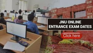 JNU Entrance Exam 2019: Check out the online entrance exam dates at jnu.ac.in