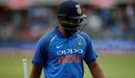 अगले विदेशी दौरे के लिए रोहित शर्मा का बीसीसीआई ने ही किया था चयन, अब टीम से निकाला, बताई ये बड़ी वजह