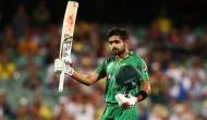 Babar Azam regains top ICC T20I rank