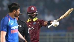 IND vs WI: शाई होप ने तोड़ शिखर धवन का रिकॉर्ड, वनडे में 3 हजार रनों का आंकड़ा किया पार