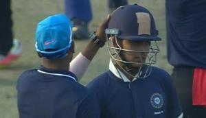 U-19 वर्ल्डकप में तूफान मचाने वाले शुभमन गिल ने तूफानी शतक ठोक इंडिया C को दिलाई जीत