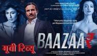 Baazaar Movie review: इस 'बाजार' का इकलौता खिलाड़ी है शकुन कोठारी