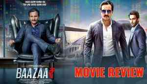 Baazaar Movie Review: Saif Ali Khan shines the most in Rohan Mehra's perfect debut film
