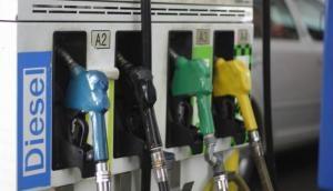 Fuel prices dip again, petrol at Rs 75.97 per litre in Delhi