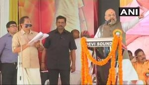 Sabarimala row: '2000 BJP, RSS workers arrested over protests, we are standing like rock with devotees,' says Amit Shah