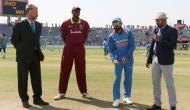 IND vs WI: भारत ने टॉस जीतकर लिया ये फैसला, टीम में हुआ ये बदलाव