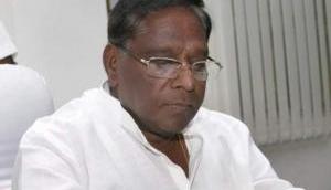 Puducherry political crisis: Narayanasamy faces floor test today