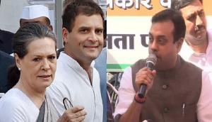 मध्य प्रदेश: संबित पात्रा के आरोपों से तिलमिलाई कांग्रेस, चुनाव आयोग से की शिकायत