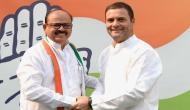 एनसीपी नेता तारिक अनवर ने शरद पवार का छोड़ा साथ, कांग्रेस में हुए शामिल