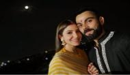 अनुष्का और विराट ने मनाया शादी के बाद पहला करवाचौथ, शेयर की खूबसूरत तस्वीरें