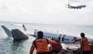 इंडोनेशिया प्लेन क्रैश: समंदर में मिले बिखरे थे यात्रिओं के शव के टुकड़े, 24 बैगों में भर कर लाया गया