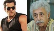 Naseeruddin Shah targets Bharat actor; says, 'Indian cinema should not be remembered just for Salman Khan films'