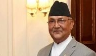 Independence Day 2020: Nepal PM KP Sharma Oli extends greetings to PM Modi