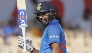 Rohit Sharma becomes third fastest batsman to score 9,000 ODI runs, leapfrogs Sachin Tendulkar, Sourav Ganguly
