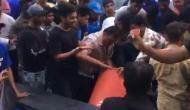Video: भारत-वेस्टइंडीच के बीच हुए चौथे वनडे मैच में कोल्डड्रिंक और पानी की बोतल लूट ले गए दर्शक