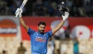 Rohit Sharma surpassed Virat Kohli to become highest run getter and has most number of tons in T20Is now