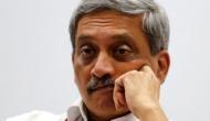 गोवा: कांग्रेस ने CM मनोहर पर्रिकर के निधन की जताई आशंका, BJP का फूटा गुस्सा