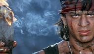 शाहरुख खान ने किया था इस फिल्म में रियल स्टंट, शूटिंग के समय मरते-मरते बचे