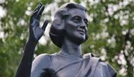 17 सालों से अनावरण के इंतजार में कपड़े से लिपटी है देश की पहली महिला PM इंदिरा गांधी की मूर्ति