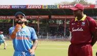 Ind vs Wi: विंडीज ने टॉस जीतकर लिया बल्लेबाजी का फैसला, केएल राहुल फिर रहे प्लेइंग इलेवन से बाहर
