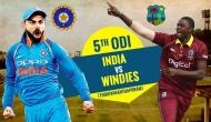 India vs Windies: फाइनल मुकाबले से पहले जान लें ये अहम बातें, इस खिलाड़ी की हो सकती वापसी !