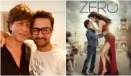 Aamir Khan has already watched Zero trailer and has all praises for Shah Rukh Khan; here's what he said