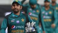 Pakistan Captain Sarfraz Ahmed suspended for four match over racist remark 'Abey Kaale'