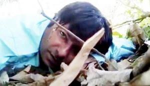 छत्तीसगढ़ नक्सली हमला: जिंदा है मार्मिक वीडियो बनाने वाला DD कैमरामैन, झूठ निकली मौत की खबर