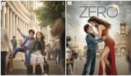 Day before his birthday, Shah Rukh Khan shared posters of next film Zero featuring Anushka Sharma and Katrina Kaif