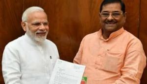 Video: BJP सांसद ने मीडिया को कहा यमराज, माइक आईडी को बताया चोंगा