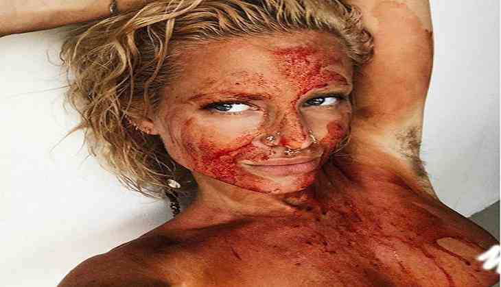 SHOCKING! What happened after this woman who rubbed her menstrual blood on her body will leave your mouths open