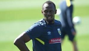 It's over: Usain Bolt's Australian football dream collapses